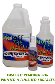 For Painted Surfaces