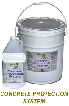 Concrete Protection System