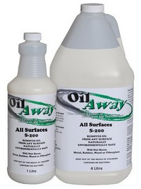 Oil away product